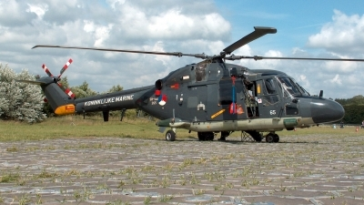 Photo ID 25288 by Bart Hoekstra. Netherlands Navy Westland WG 13 Lynx SH 14D, 265