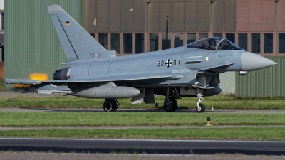 Photo ID 218426 by Rainer Mueller. Germany Air Force Eurofighter EF 2000 Typhoon S, 30 83