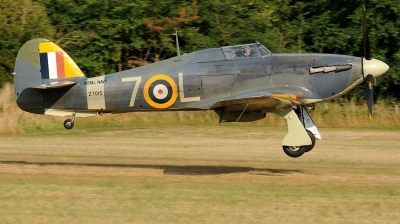 Photo ID 218406 by Florian Morasch. Private The Shuttleworth Collection Hawker Sea Hurricane 1B, G BKTH