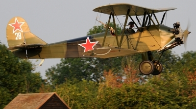 Photo ID 218408 by Florian Morasch. Private Shuttleworth Collection Polikarpov Po 2, G BSSY