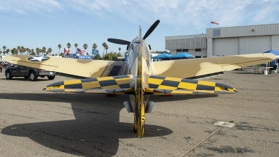 Photo ID 219325 by W.A.Kazior. Private Planes of Fame Air Museum Curtiss P 40N Warhawk, N85104