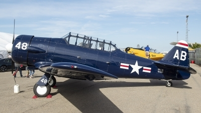 Photo ID 218629 by W.A.Kazior. Private Private North American AT 6D Texan, N64KP