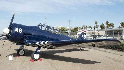 Photo ID 219296 by W.A.Kazior. Private Private North American AT 6D Texan, N64KP