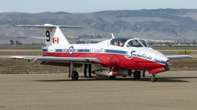 Photo ID 218432 by W.A.Kazior. Canada Air Force Canadair CT 114 Tutor CL 41A, 114141