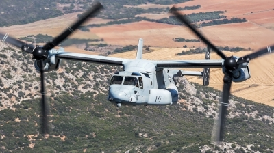Photo ID 218413 by Anton Balakchiev. USA Marines Bell Boeing MV 22B Osprey, 168636