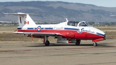 Photo ID 219605 by W.A.Kazior. Canada Air Force Canadair CT 114 Tutor CL 41A, 114054