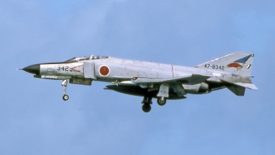 Photo ID 218459 by Marc van Zon. Japan Air Force McDonnell Douglas F 4EJ Phantom II, 47 8342