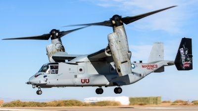 Photo ID 218590 by Mark Munzel. USA Marines Bell Boeing MV 22B Osprey, 168657