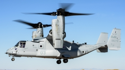 Photo ID 218591 by Mark Munzel. USA Marines Bell Boeing MV 22B Osprey, 168675