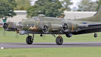 Photo ID 218656 by flyer1. Private B 17 Preservation Ltd Boeing B 17G Flying Fortress 299P, G BEDF