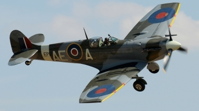 Photo ID 218643 by Florian Morasch. Private The Fighter Collection Supermarine 349 Spitfire LF5B, G LFVB