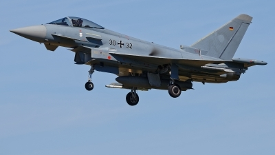 Photo ID 218659 by Rainer Mueller. Germany Air Force Eurofighter EF 2000 Typhoon S, 30 32
