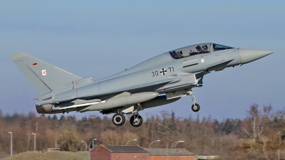 Photo ID 218688 by Dieter Linemann. Germany Air Force Eurofighter EF 2000 Typhoon T, 30 71