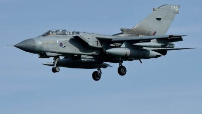 Photo ID 218759 by Rainer Mueller. UK Air Force Panavia Tornado GR4, ZA554