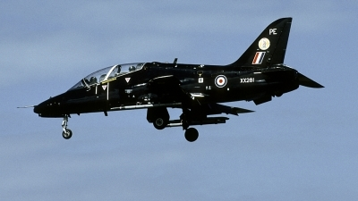 Photo ID 218780 by Joop de Groot. UK Air Force British Aerospace Hawk T 1A, XX281