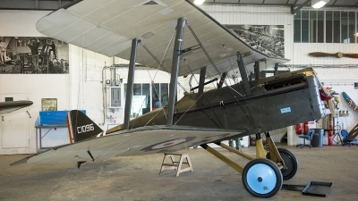 Photo ID 218850 by Joop de Groot. Private Private Royal Aircraft Factory SE 5a Replica, G ERFC