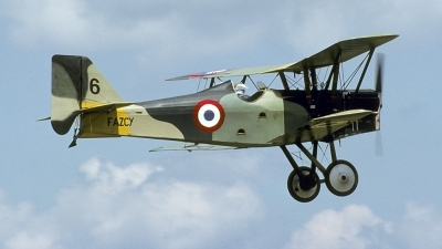 Photo ID 218851 by Joop de Groot. Private Private Royal Aircraft Factory SE 5a Replica, F AZCY