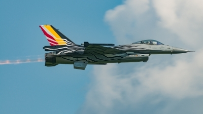 Photo ID 218879 by David Novák. Belgium Air Force General Dynamics F 16AM Fighting Falcon, FA 123
