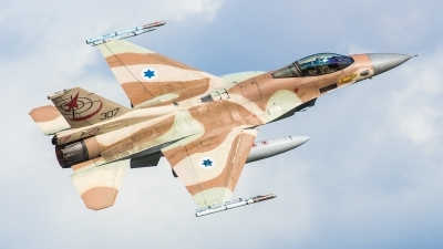 Photo ID 218880 by Dimitrios Dimitrakopoulos. Israel Air Force General Dynamics F 16C Fighting Falcon, 307