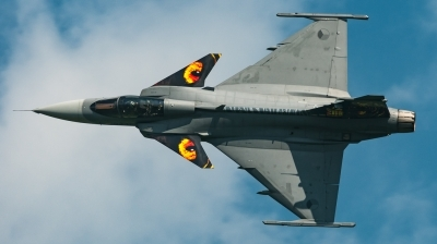 Photo ID 218881 by David Novák. Czech Republic Air Force Saab JAS 39C Gripen, 9236