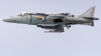 Photo ID 218892 by Adolfo Bento de Urquia. Spain Navy McDonnell Douglas EAV 8B Harrier II, VA 1B 24