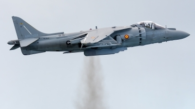 Photo ID 218893 by Adolfo Bento de Urquia. Spain Navy McDonnell Douglas EAV 8B Harrier II, VA 1B 27