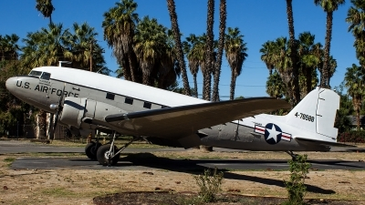 Photo ID 218914 by Thomas Ziegler - Aviation-Media. USA Army Air Force Douglas TC 47B Skytrain, 44 76588