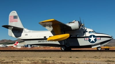 Photo ID 218955 by Thomas Ziegler - Aviation-Media. Private Private Grumman HU 16C Albatross, N7025N