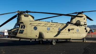 Photo ID 218951 by Thomas Ziegler - Aviation-Media. USA Army Boeing Vertol CH 47F Chinook, 09 08778