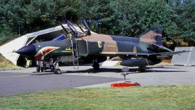 Photo ID 219153 by Gerrit Kok Collection. USA Air Force McDonnell Douglas F 4E Phantom II, 68 0480