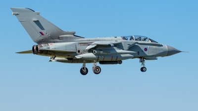 Photo ID 218964 by Sascha Gaida. UK Air Force Panavia Tornado GR4A, ZA372