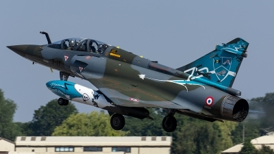 Photo ID 218984 by Thomas Ziegler - Aviation-Media. France Air Force Dassault Mirage 2000D, 624