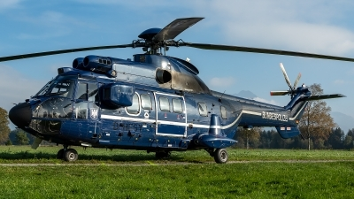 Photo ID 219054 by Thomas Ziegler - Aviation-Media. Germany Bundespolizei Aerospatiale AS 332L1 Super Puma, D HEGY