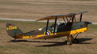 Photo ID 219037 by Sybille Petersen. Private Private De Havilland DH 82A Tiger Moth, D EXMM