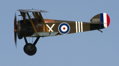 Photo ID 219036 by Joop de Groot. Private The Shuttleworth Collection Sopwith Camel F 1 Replica, G BZSC