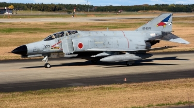 Photo ID 219088 by Mark Munzel. Japan Air Force McDonnell Douglas F 4EJ KAI Phantom II, 67 8377