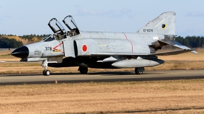 Photo ID 219089 by Mark Munzel. Japan Air Force McDonnell Douglas F 4EJ KAI Phantom II, 67 8378