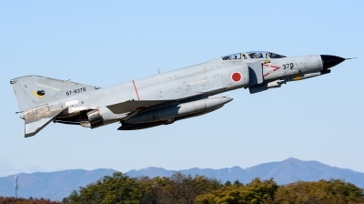 Photo ID 219135 by Mark Munzel. Japan Air Force McDonnell Douglas F 4EJ KAI Phantom II, 67 8378