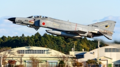 Photo ID 219134 by Mark Munzel. Japan Air Force McDonnell Douglas F 4EJ KAI Phantom II, 97 8425