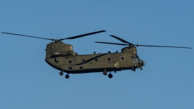 Photo ID 219140 by Stefan Schmitz. UK Air Force Boeing Vertol Chinook HC6 CH 47F, ZK560