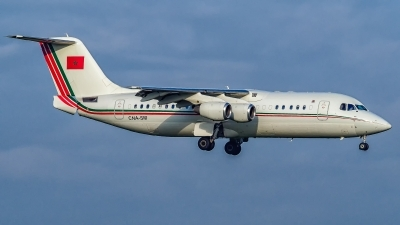 Photo ID 219137 by Stefan Schmitz. Morocco Government British Aerospace BAe 146 RJ100, CNA SM