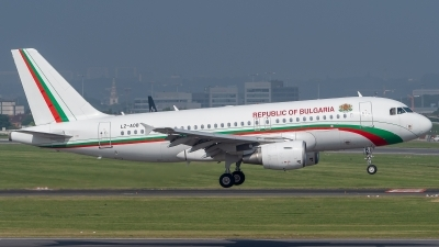 Photo ID 219157 by Stefan Schmitz. Bulgaria Government Airbus A319 112CJ, LZ AOB