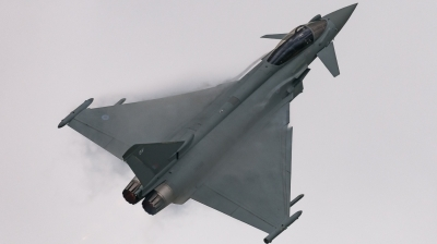 Photo ID 219183 by David Novák. UK Air Force Eurofighter Typhoon FGR4, ZK352
