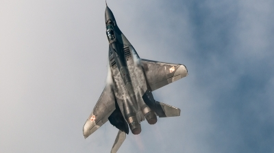 Photo ID 219181 by David Novák. Poland Air Force Mikoyan Gurevich MiG 29A 9 12A, 115