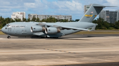 Photo ID 219172 by Hector Rivera - Puerto Rico Spotter. USA Air Force Boeing C 17A Globemaster III, 09 9206