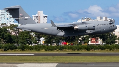 Photo ID 219173 by Hector Rivera - Puerto Rico Spotter. USA Air Force Boeing C 17A Globemaster III, 06 6161