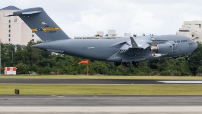 Photo ID 219174 by Hector Rivera - Puerto Rico Spotter. USA Air Force Boeing C 17A Globemaster III, 09 9208