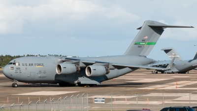Photo ID 219175 by Hector Rivera - Puerto Rico Spotter. USA Air Force Boeing C 17A Globemaster III, 02 1105