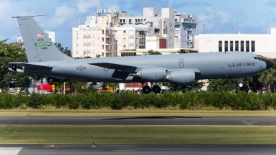 Photo ID 219176 by Hector Rivera - Puerto Rico Spotter. USA Air Force Boeing KC 135R Stratotanker 717 148, 57 1456