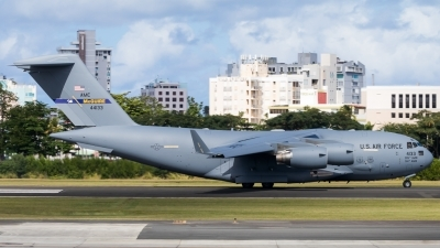 Photo ID 219177 by Hector Rivera - Puerto Rico Spotter. USA Air Force Boeing C 17A Globemaster III, 04 4133